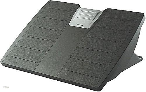 Microban Adjustable Footrest Black