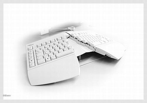Fuiji Siemens Ergonomic Natural softtouch KB (USB)