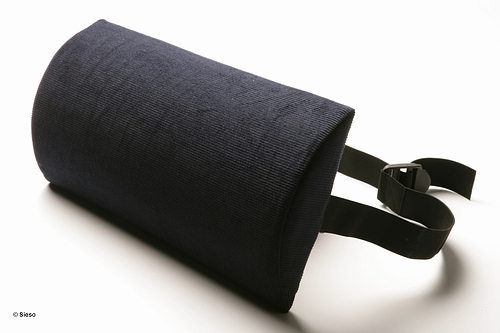 The Original McKenzie LumbarRoll, slimline with belt