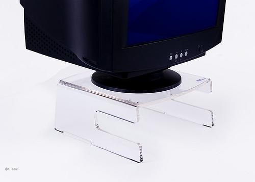 lcd/crt monitor verhoger - vast model - sieso