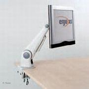 Flatscreenarm Desk clip