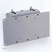 Flatscreen muurbevestigingsset met neig 23