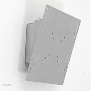 Flatscreen muurbevestigingset met neig 23