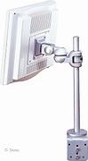 LCD Monitorarm,desk clamp, Alu highend