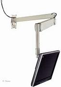LCD Medische wandmontage - 5 instellingen - lengte 173cm - Crème
