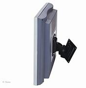 LCD TV/Monitor muurbevestiging - 2 instellingen - Zwart